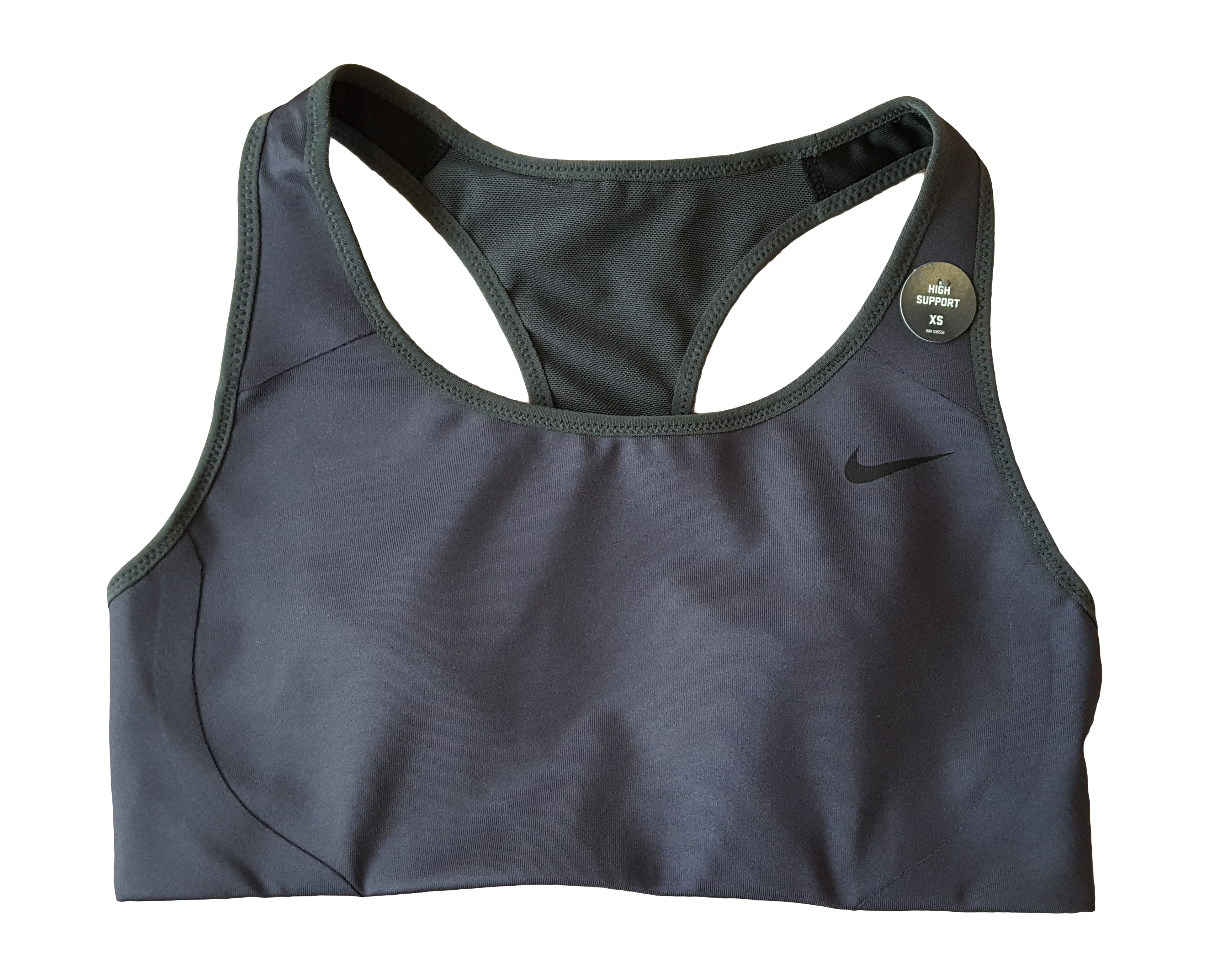 818fe3904b5e98 Home   Brands   Nike   Nike Women s Dri-FIT Running High Lift Support Sports  Bra Size XS