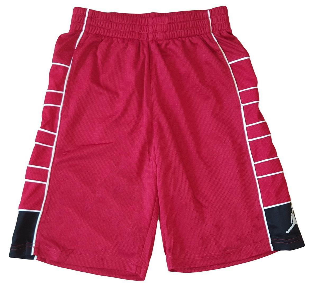 c6a898220205 Home   Children s Clothing   Nike Air Jordan Youth Boy s Gym Red Basketball  Shorts Size Medium 953148-R78